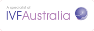 A specialist of IVF Australia